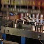 Stampaggio industriale di ferro leghe